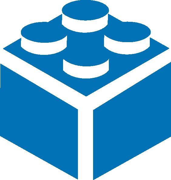 Building blocks clipart blank outline clip library stock blue-lego-block-hi.png 564×594 pixels | Lego | Pinterest | Lego ... clip library stock