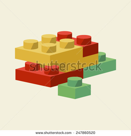 Building blocks game clipart banner black and white library Game Block Stock Vectors & Vector Clip Art | Shutterstock banner black and white library