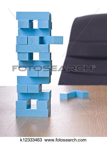 Building blocks game clipart picture black and white stock Stock Photo of building block game k12333463 - Search Stock Images ... picture black and white stock