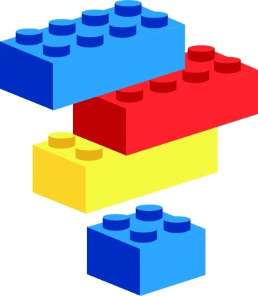 Building blocks game clipart picture black and white library Building blocks game clipart - ClipartFest picture black and white library