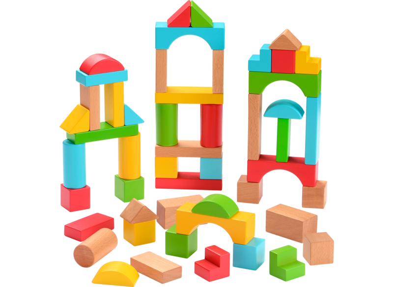 Building blocks pictures clip art vector royalty free SPIRE 50 Building Blocks vector royalty free