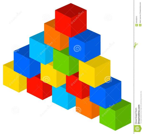 Building blocks tower clipart picture library stock Building Block Tower Clip Art - Year of Clean Water picture library stock