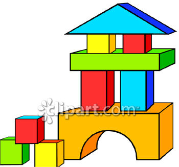 Building bocks clipart clipart black and white building blocks\