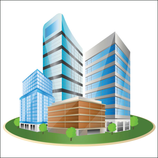 Building clipart svg library download Business building clipart - ClipartFest svg library download