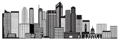 Building clipart black and white png graphic free download City building clipart black and white png - ClipartFest graphic free download