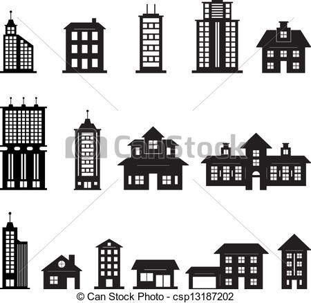 Building clipart vector image royalty free download Building clipart vector - ClipartFest image royalty free download