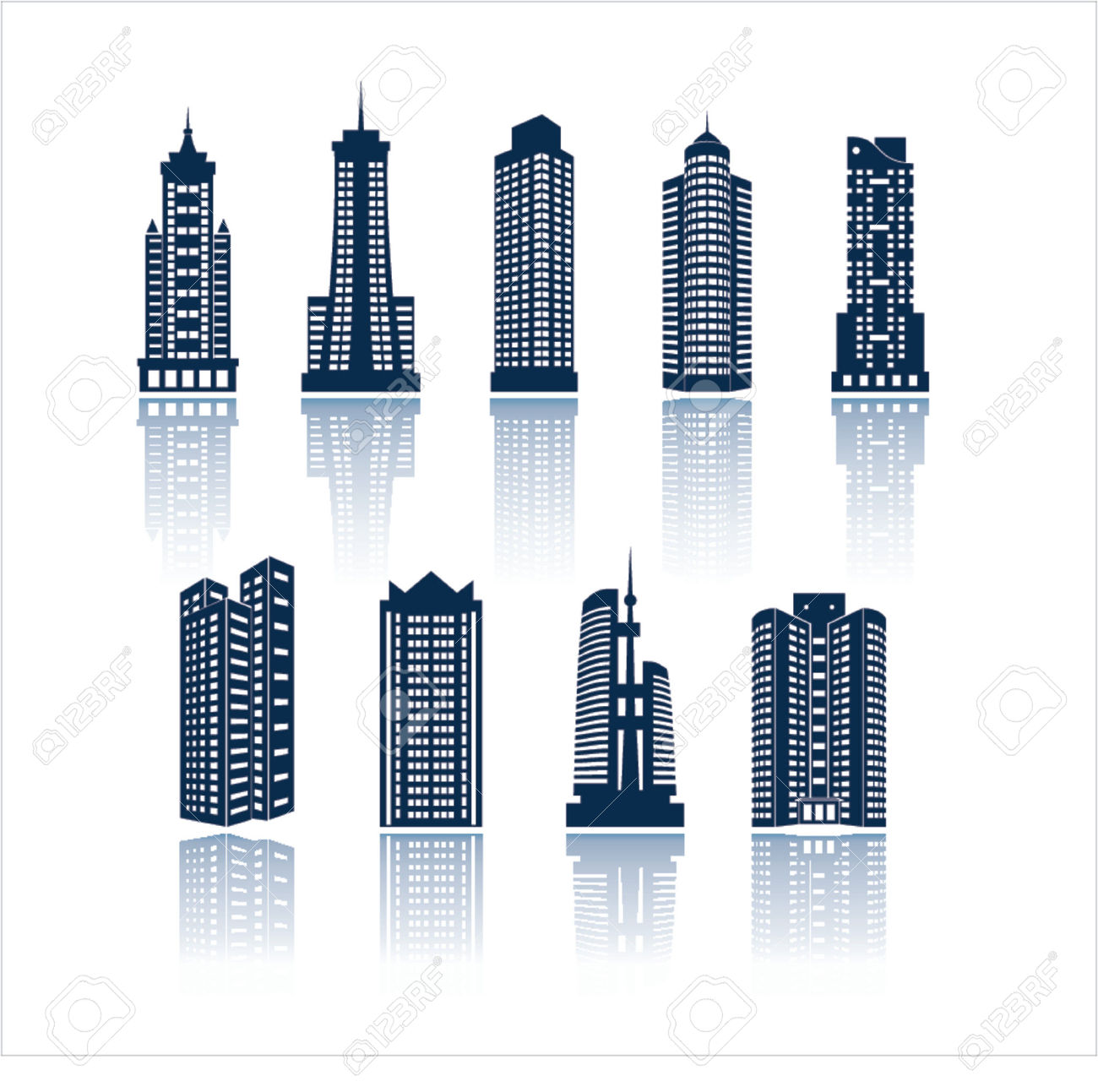 Building clipart vector jpg black and white Building clipart vector - ClipartFest jpg black and white