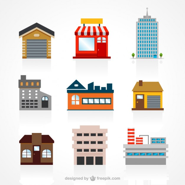 Building clipart vector clip transparent stock Building Vectors, Photos and PSD files | Free Download clip transparent stock