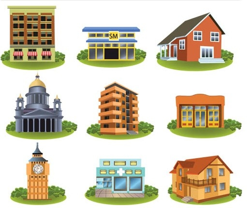 Building clipart vector free download graphic freeuse download Building clipart vector free download - ClipartFest graphic freeuse download