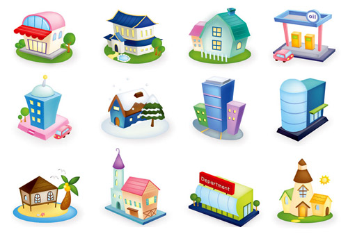 Building clipart vector free download picture royalty free library School Building Icon | Free Download Clip Art | Free Clip Art | on ... picture royalty free library