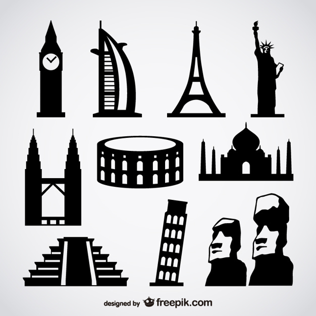 Building clipart vector free download clipart freeuse Eiffel Tower Vectors, Photos and PSD files | Free Download clipart freeuse