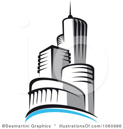 Building cliparts vector freeuse library Building Clipart Black And White | Clipart Panda - Free Clipart Images vector freeuse library