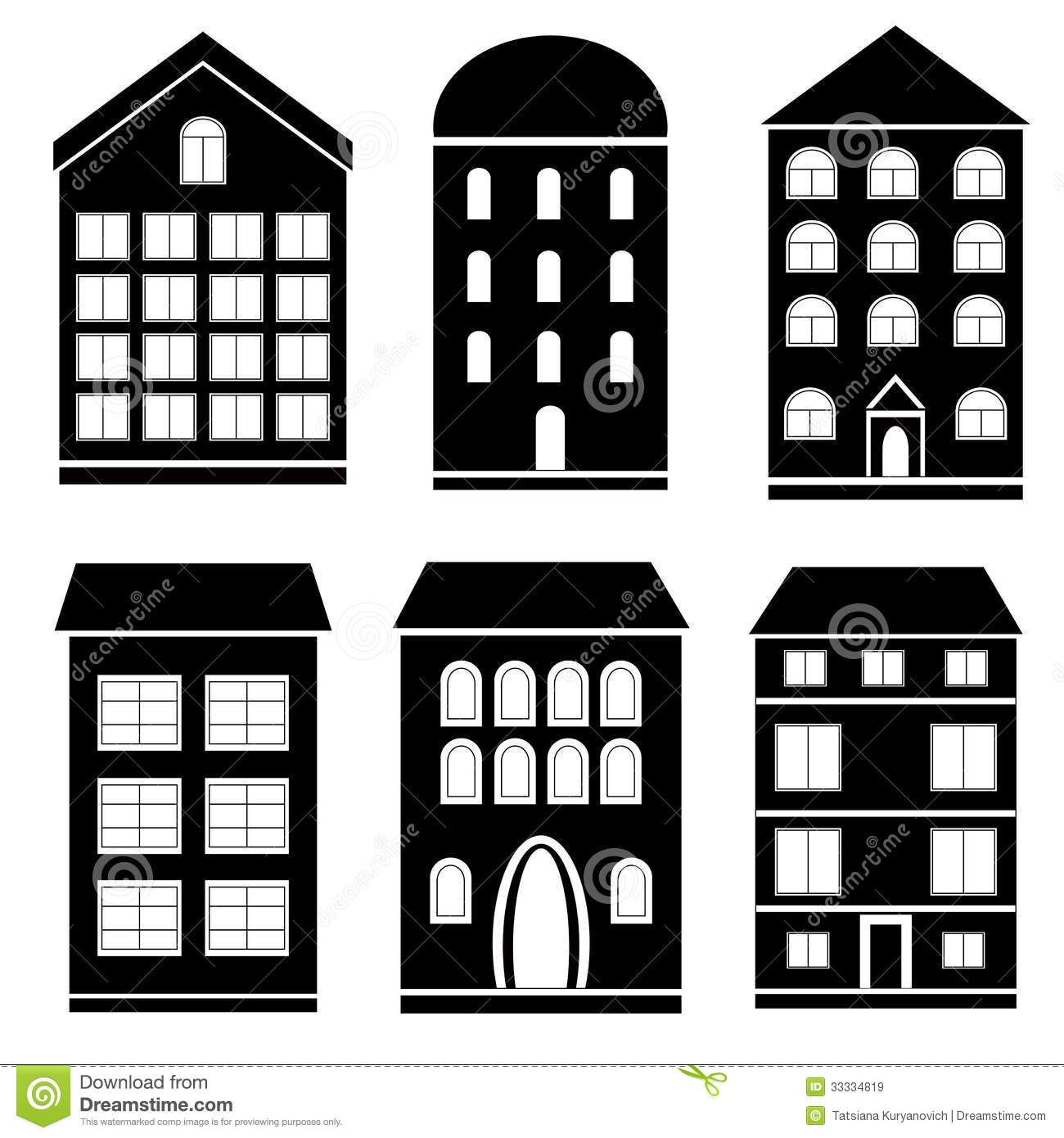 Building cliparts png royalty free Building Clipart Black And White & Building Black And White Clip ... png royalty free