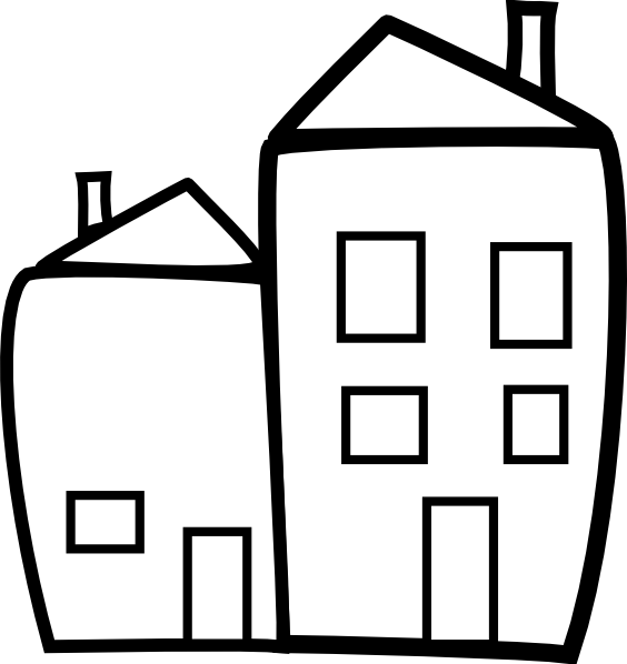Building cliparts graphic download Building Clip Art at Clker.com - vector clip art online, royalty ... graphic download