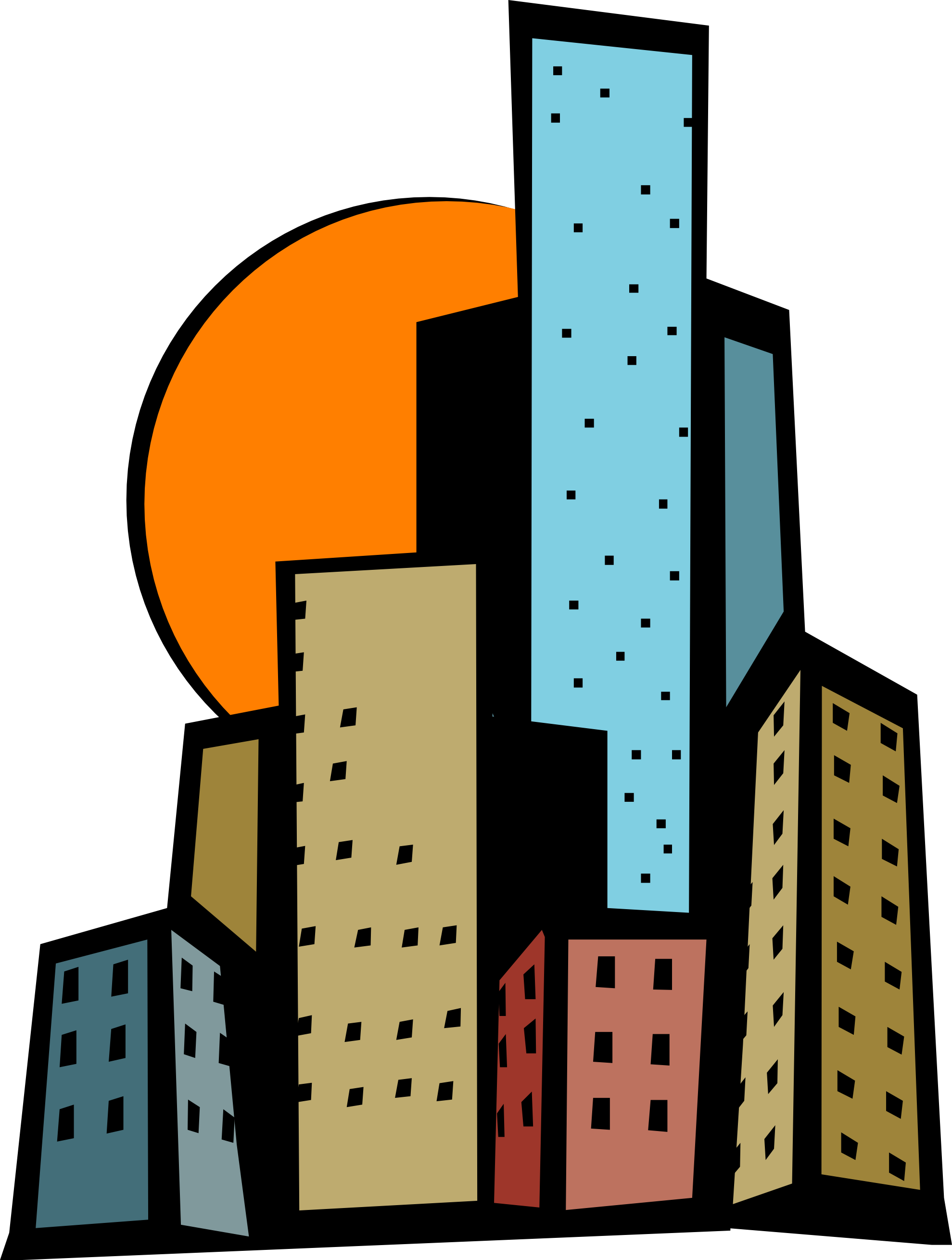 Building cliparts png image freeuse Skyscraper clipart png - ClipartFest image freeuse