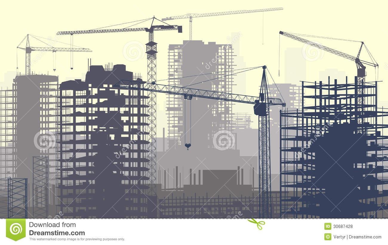 Building construction site clipart jpg royalty free library Building Under Construction Clipart - Clipart Kid jpg royalty free library