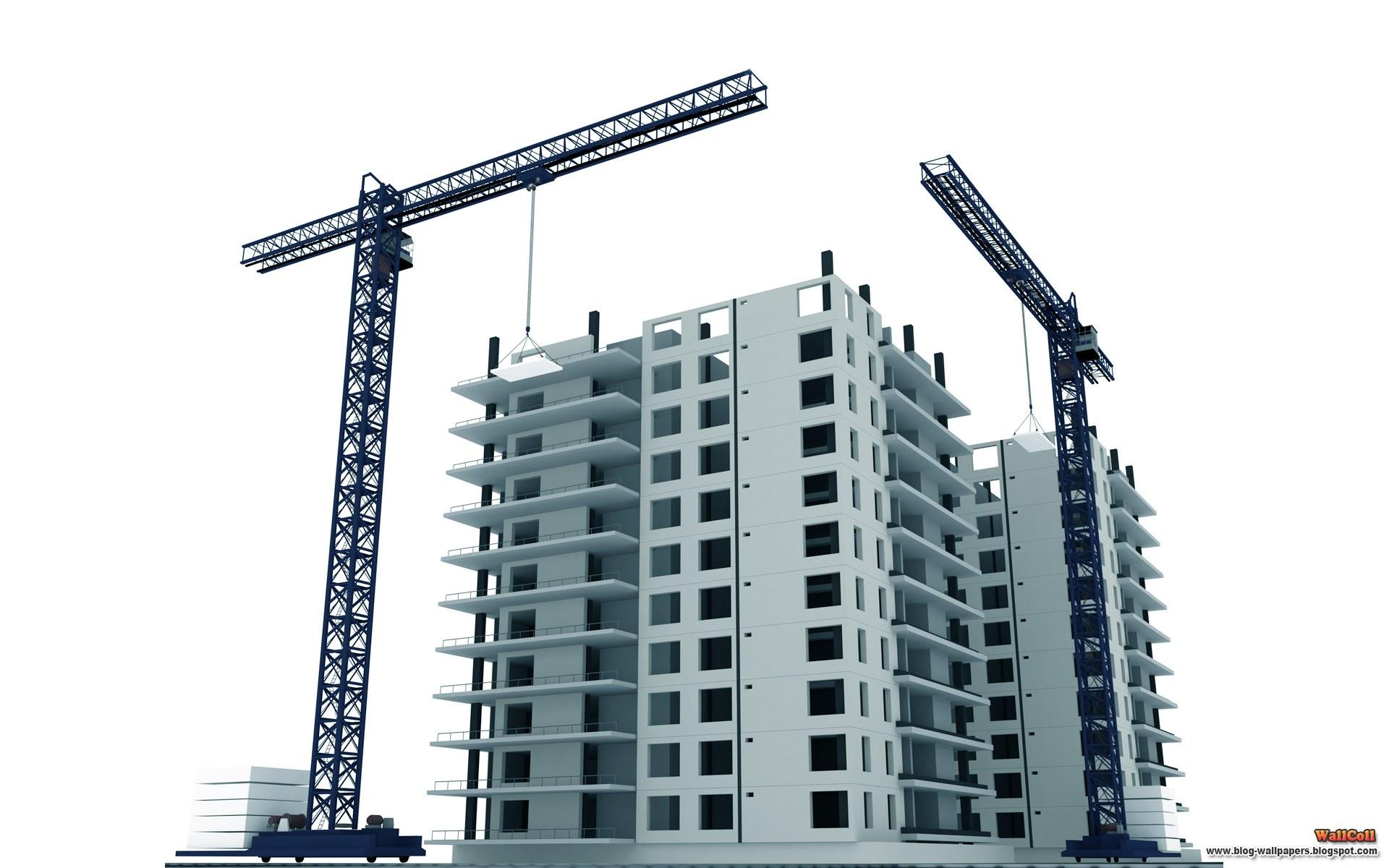 Building construction site clipart clipart black and white Building construction site clipart - ClipartFest clipart black and white