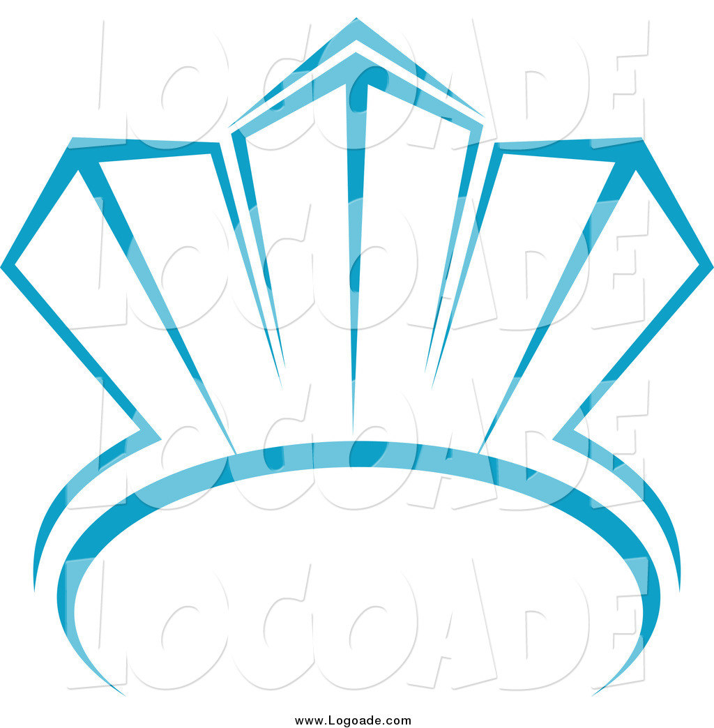 Building logo clipart png stock Clipart of a Blue Skyscraper Building Logo by Vector Tradition SM ... png stock