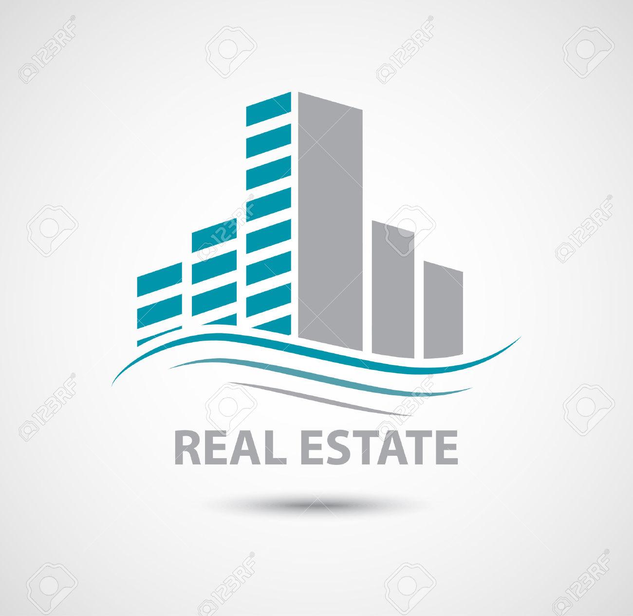 Building logo clipart image download Real Estate, Logo, Building, Icon, Hotel, Symbol, Vector, Element ... image download