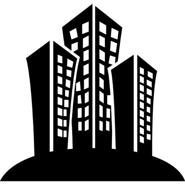 Clipartfest d icon set. Building logo clipart png