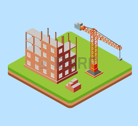 Building site clipart picture free download 19,230 Building Site Stock Vector Illustration And Royalty Free ... picture free download