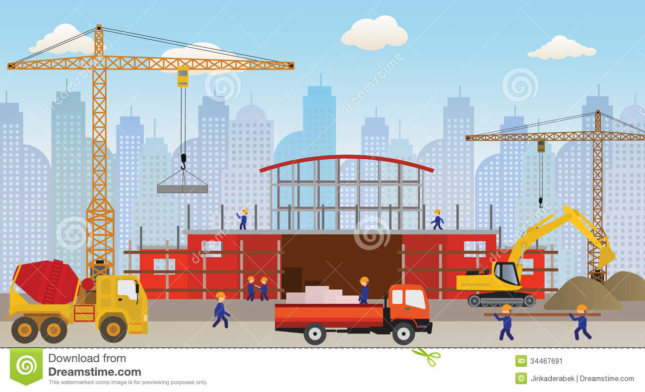 Building site clipart png freeuse stock Building site clipart - ClipartFest png freeuse stock
