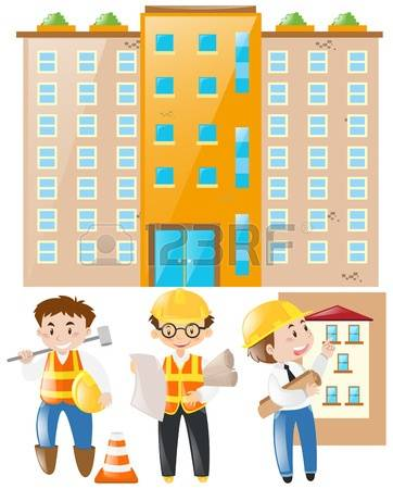 Building site clipart black and white stock 19,230 Building Site Stock Vector Illustration And Royalty Free ... black and white stock