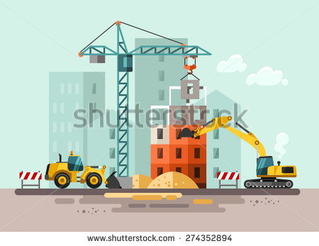 Building site clipart transparent library Facade Site Stock Vectors & Vector Clip Art | Shutterstock transparent library