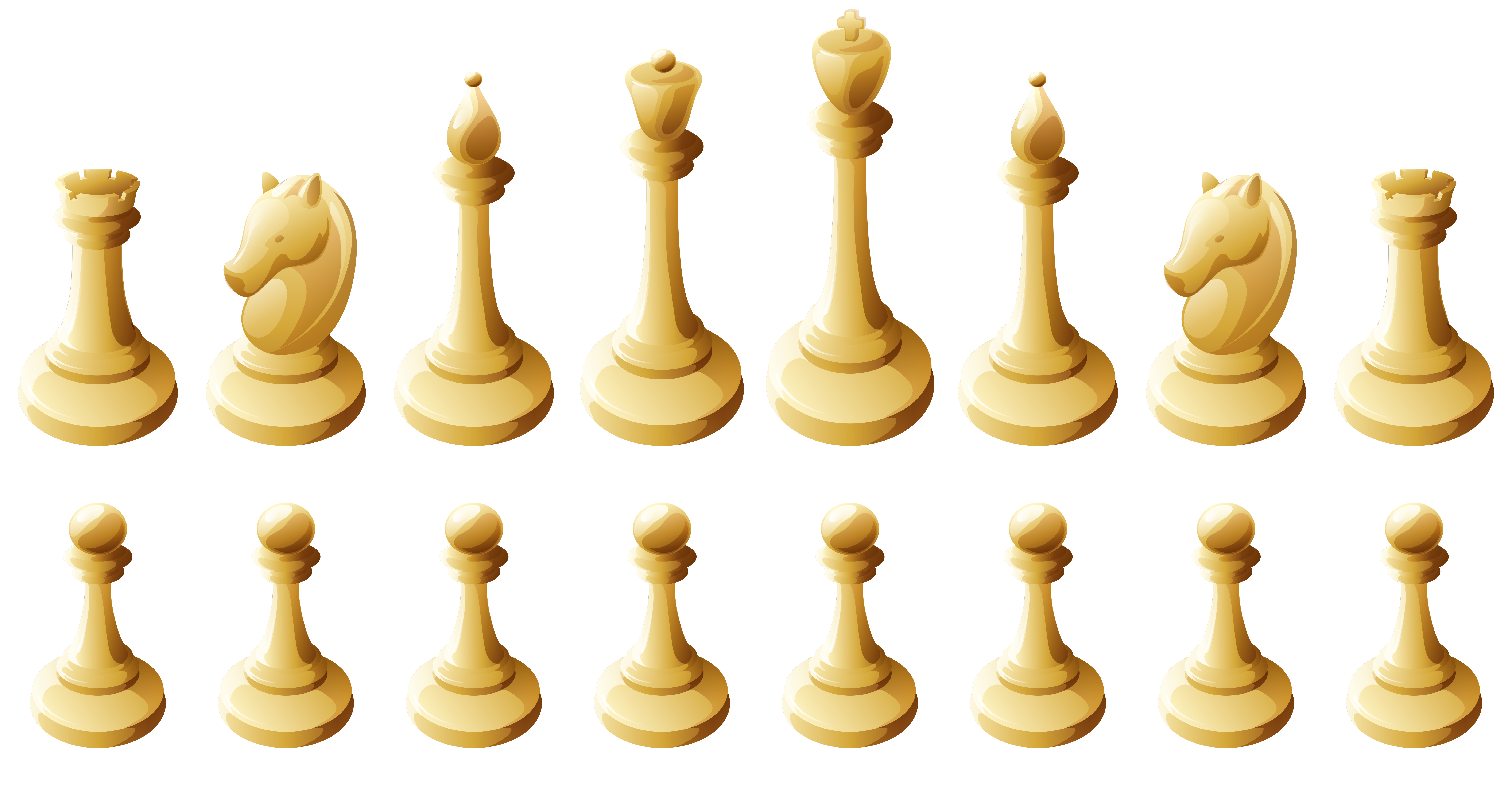 Buildings that are chess pieces clipart clipart royalty free download White Chess Pieces PNG Clipart - Best WEB Clipart clipart royalty free download