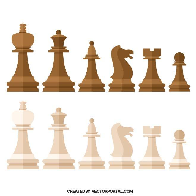 Buildings that are chess pieces clipart graphic royalty free CHESS PIECES VECTOR PACK - Free vector image in AI and EPS format. graphic royalty free