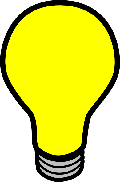 Bulb pictures clipart clipart black and white library Light bulb lightbulb clipart 2 - Cliparting.com clipart black and white library