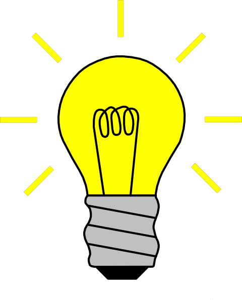 Bulb light clipart picture freeuse library Free A Picture Of A Light Bulb, Download Free Clip Art, Free Clip ... picture freeuse library