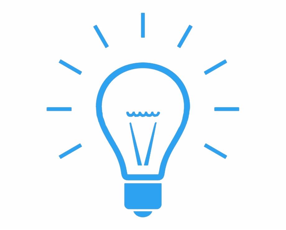 Lightbulf clipart vector stock Icons Light Bulb - Black And White Lightbulb Clipart, Transparent ... vector stock