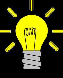 Bulb logo clipart png transparent library 909 light bulb clip art image free   Public domain vectors png transparent library