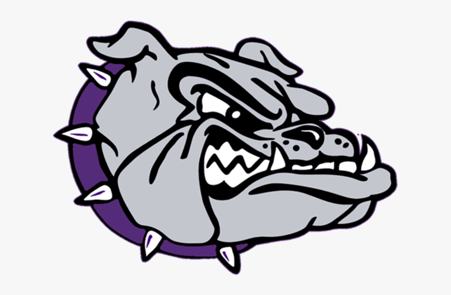 Buldog cliparts svg royalty free download Bulldog Clipart Purple - Gonzaga Bulldogs , Transparent Cartoon ... svg royalty free download