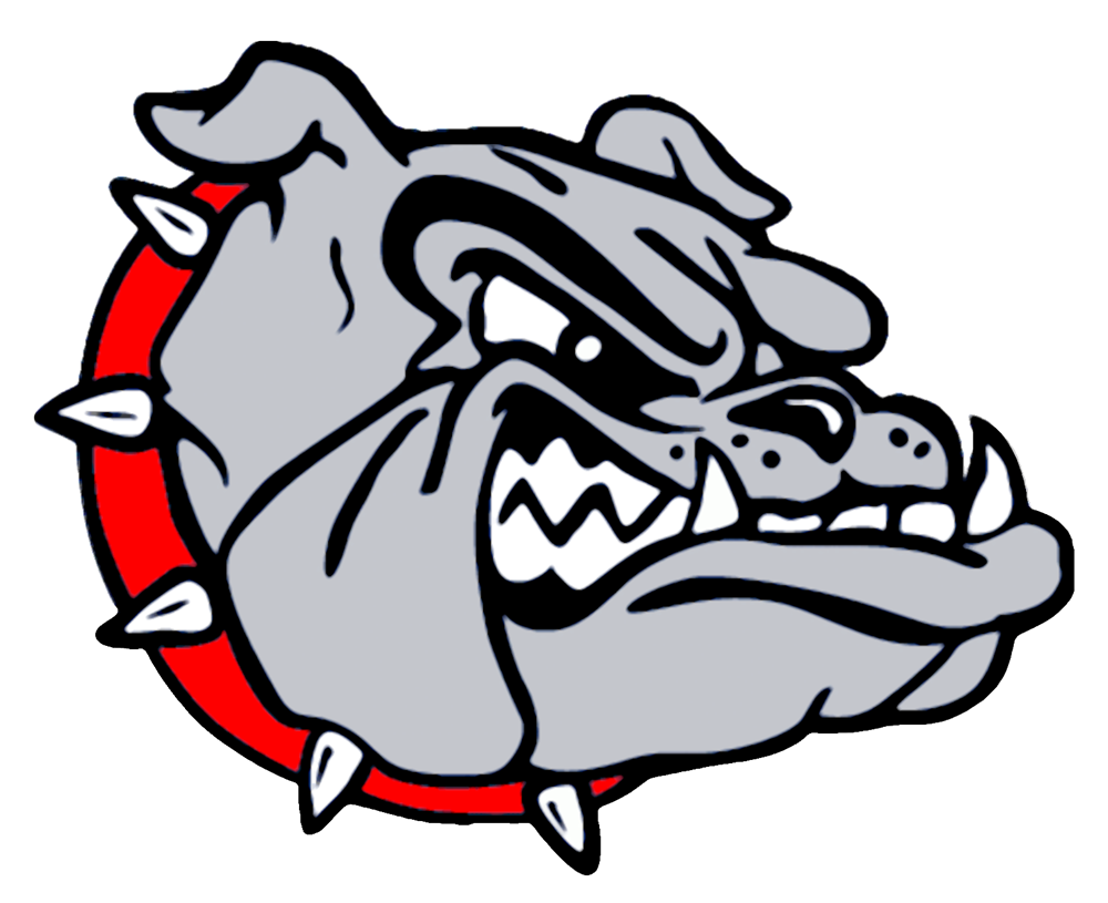 High school clipart black and white banner royalty free Bulldog Center / Welcome banner royalty free