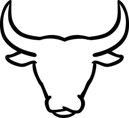 Bull horns clipart png stock Bull horns clipart 4 » Clipart Portal png stock