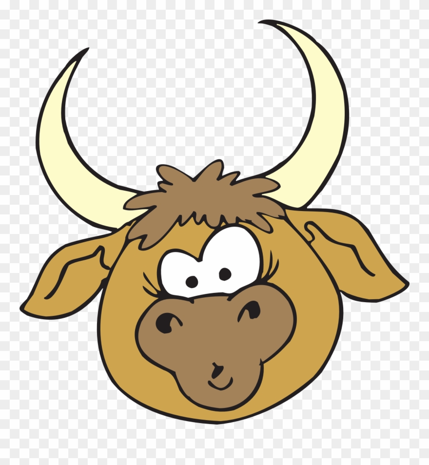 Bull horns clipart jpg free stock Horns Clipart Bull Horn - Taurus Zodiac Sign - Png Download (#33953 ... jpg free stock