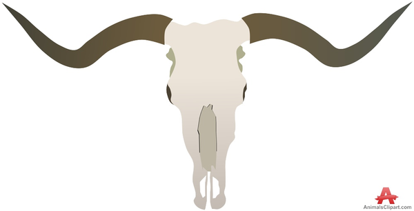 Bull horns clipart vector transparent download Bull Horns Clipart Free | Free Images at Clker.com - vector clip art ... vector transparent download