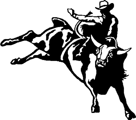 Bull riding clipart picture freeuse library 18+ Bull Riding Clip Art | ClipartLook picture freeuse library