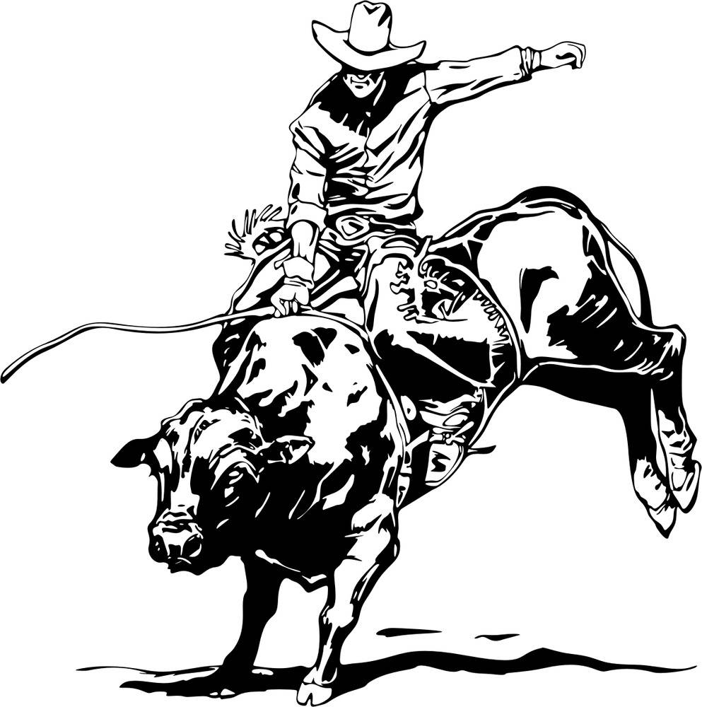 Bull riding clipart clipart library BULL RIDING CLINIC/PRACTICE Canby 2018 :: NorthWest Youth Rodeo ... clipart library