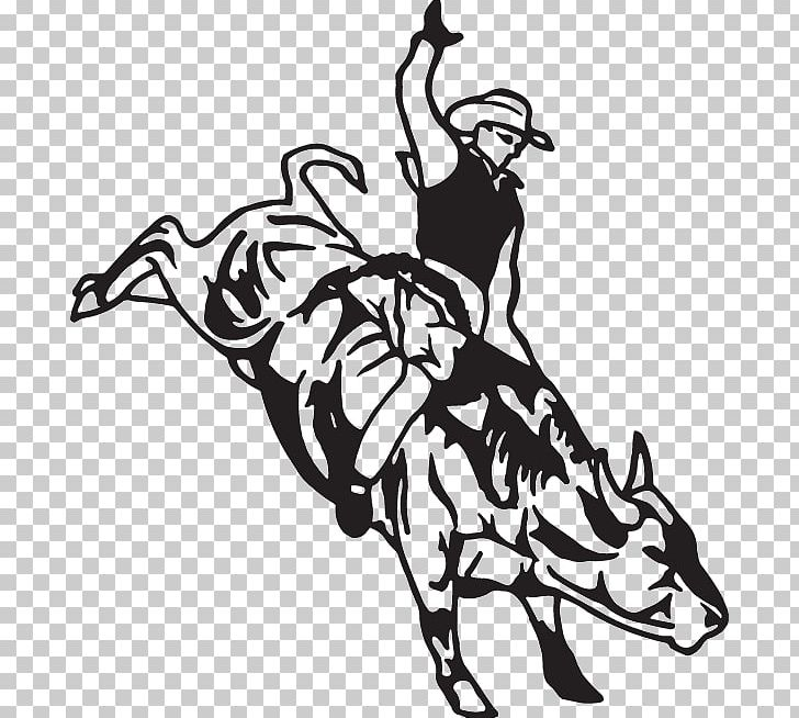 Bull riding clipart picture free stock Horse Bull Riding Open PNG, Clipart, Animals, Art, Bucking Bull ... picture free stock