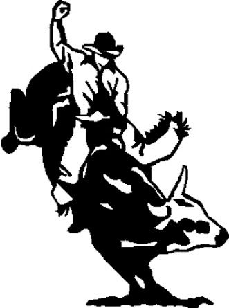 Bull riding clipart vector library stock bull riding drawings - Google Search | Draw | Bull riding, Bull ... vector library stock