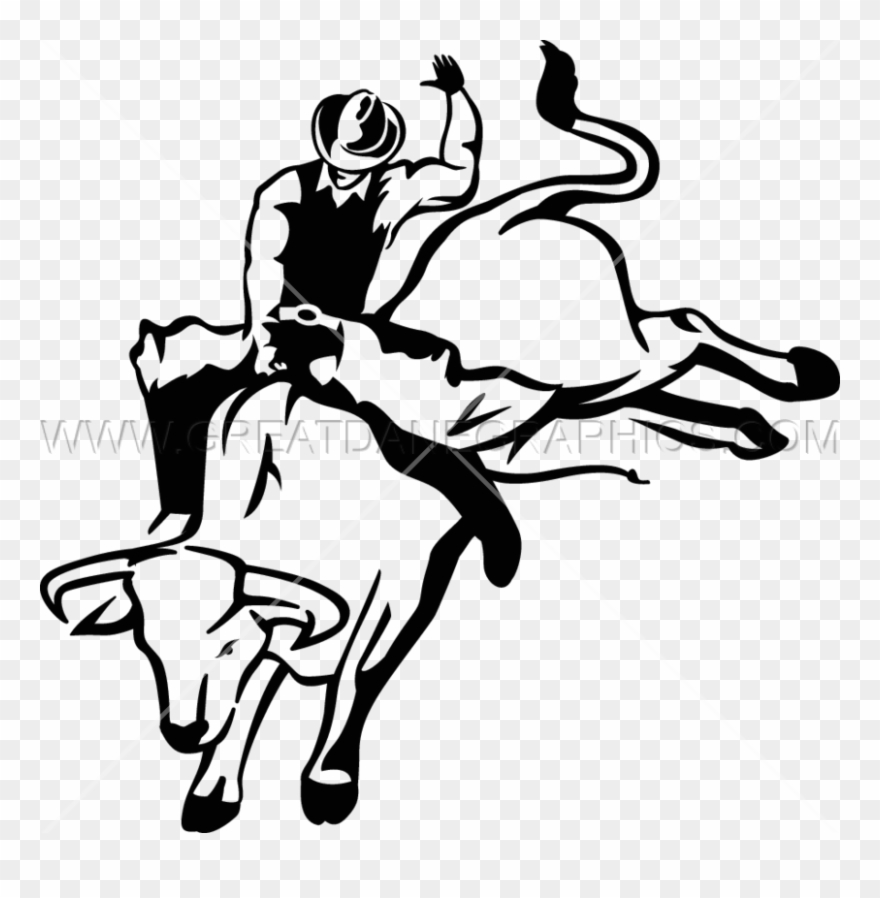 Bull riding clipart jpg library download Bull Rider Image Free Stock Huge - Bull Riding Clip Art - Png ... jpg library download