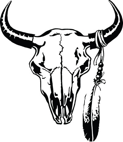 Bull skull clipart clip art royalty free library Free Bull Skull Pictures, Download Free Clip Art, Free Clip Art on ... clip art royalty free library