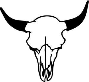 Bull skull clipart free library 25+ Cow Skull Clip Art | ClipartLook free library