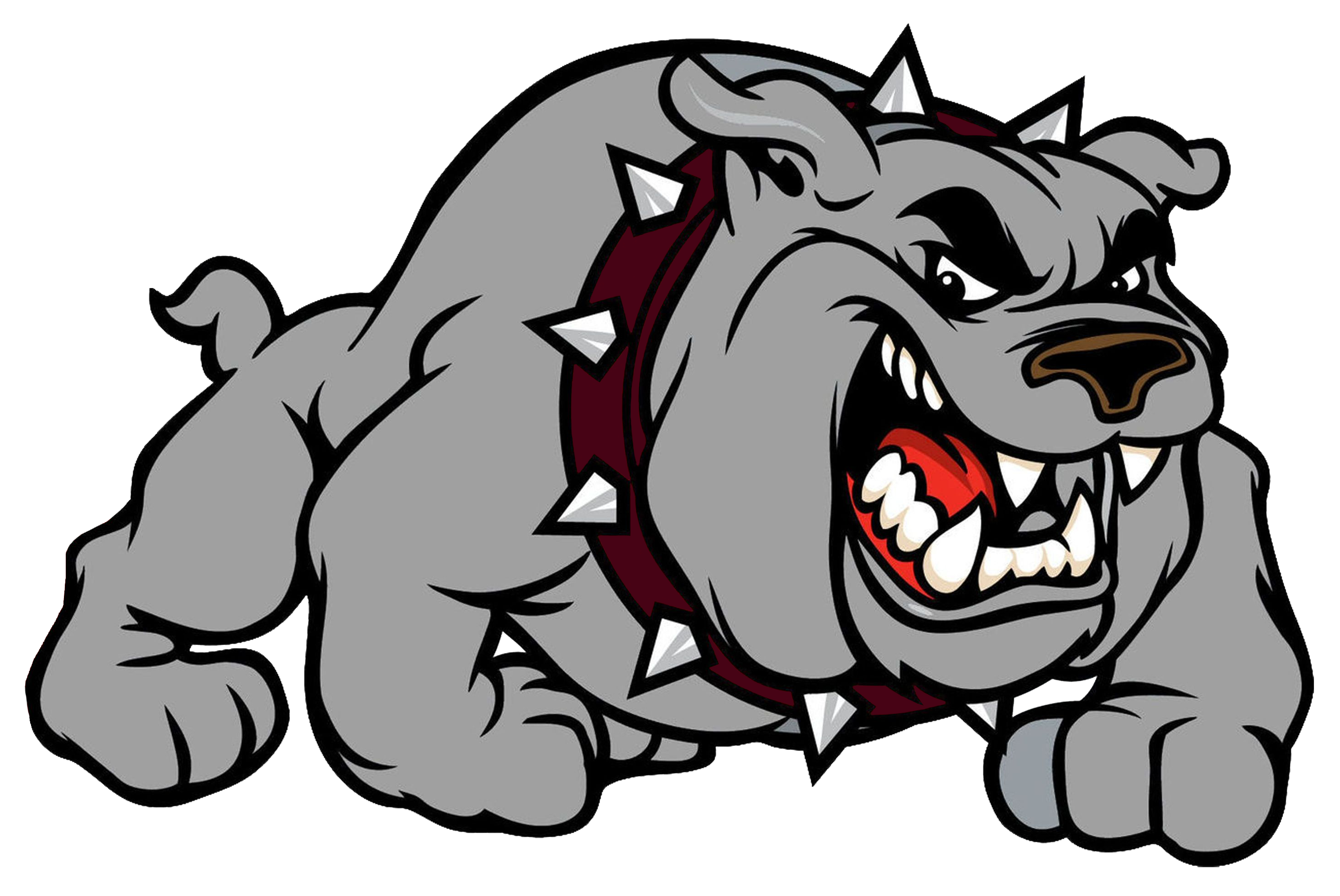 Bulldog basketball clipart svg royalty free download Heights - Team Home Heights Bulldogs Sports svg royalty free download