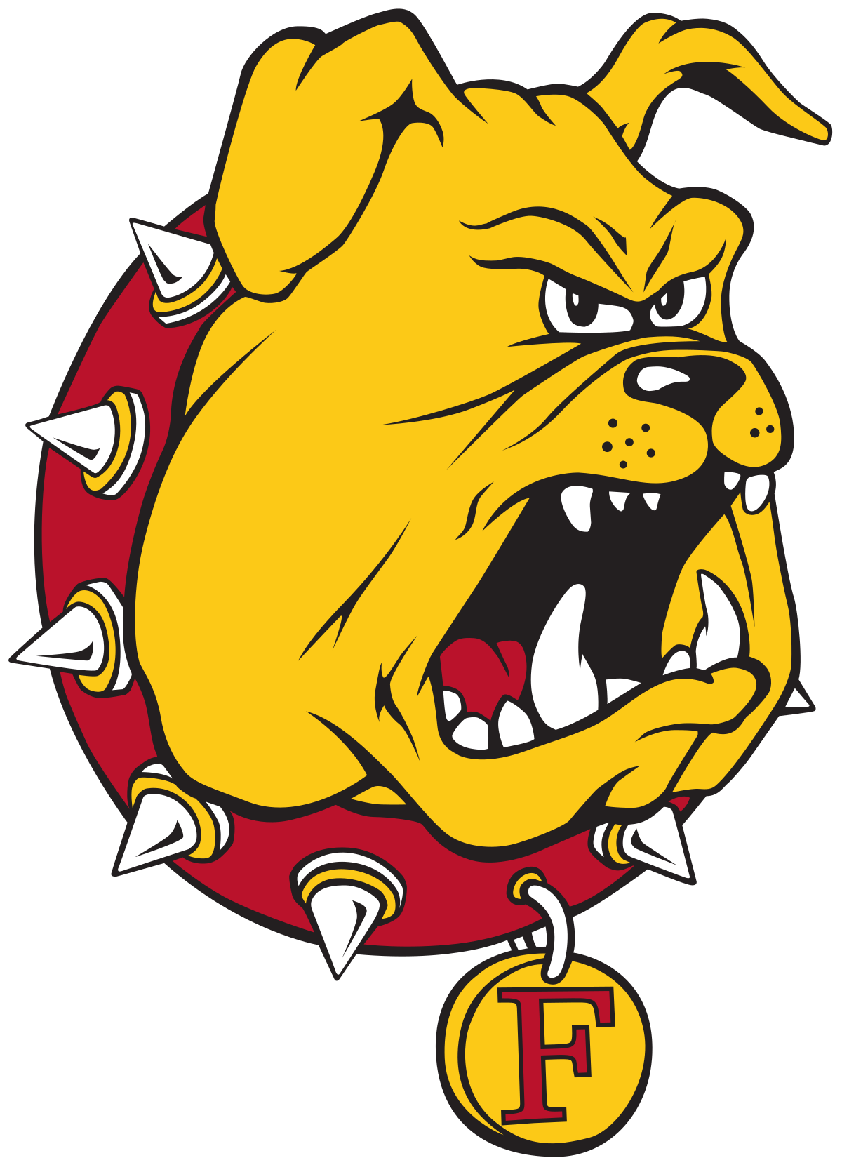 Bulldog basketball playoffs clipart clip art freeuse download Ferris State Bulldogs - Wikipedia clip art freeuse download