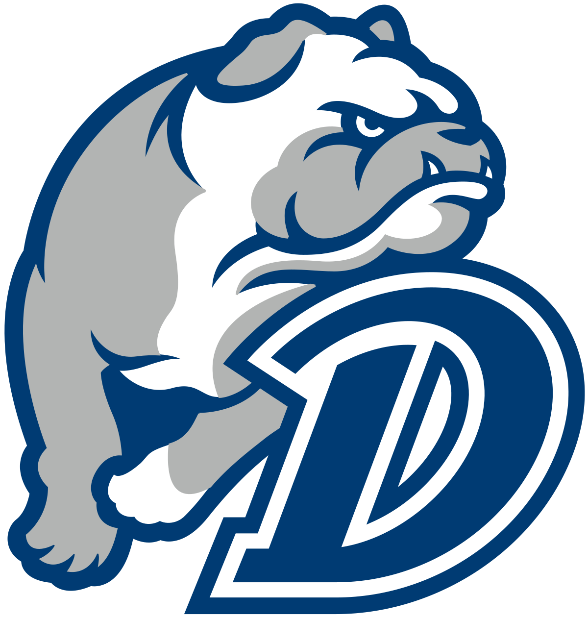 Bulldog basketball playoffs clipart png stock Drake Bulldogs - Wikipedia png stock
