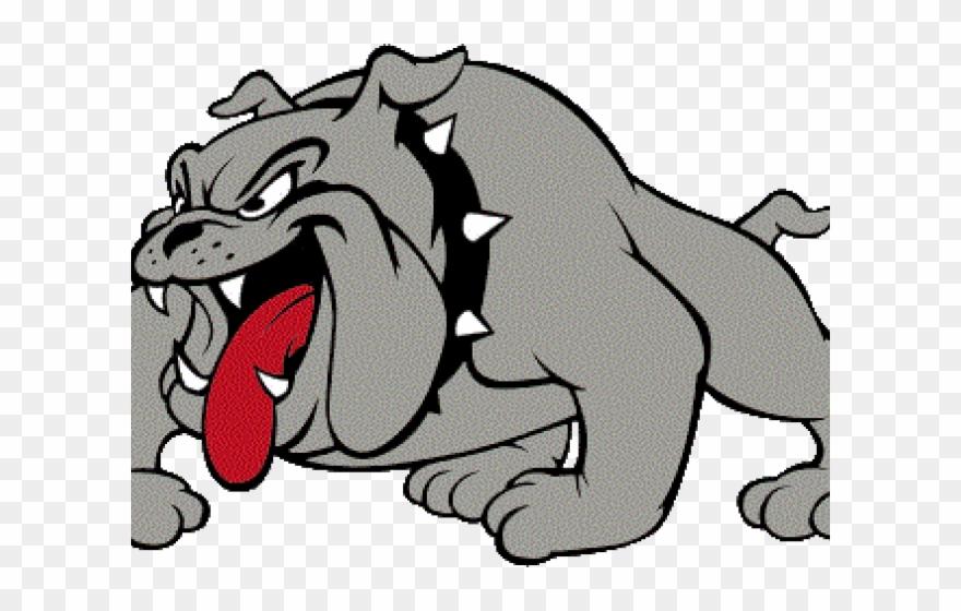 Bulldog clipart gray png royalty free download Bulldog Clipart Comic - Glassboro High School Logo - Png Download ... png royalty free download